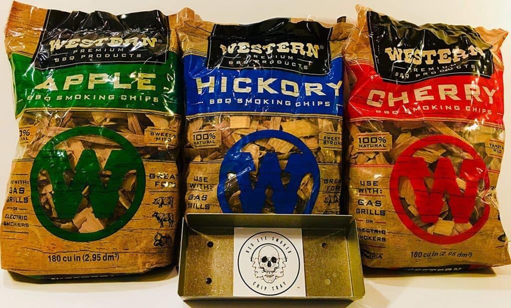 Western Wood Chips Bundle