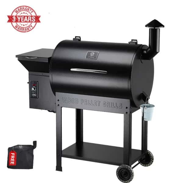 Z Grill 7002 with Cover