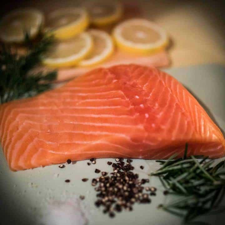 Canadian Atlantic Salmon