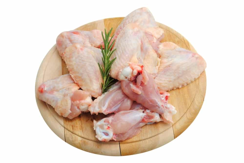 picture of raw chicken