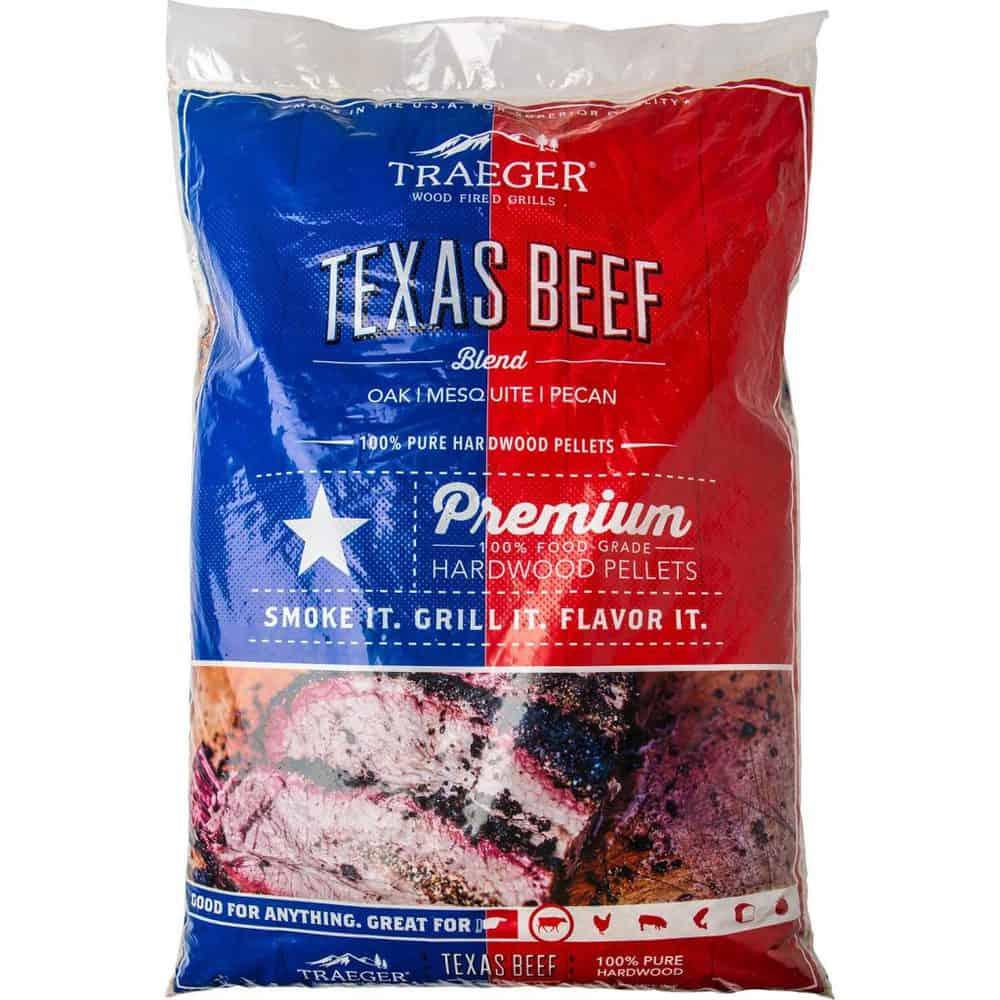 Traeger Texas Beef Wood Pellets