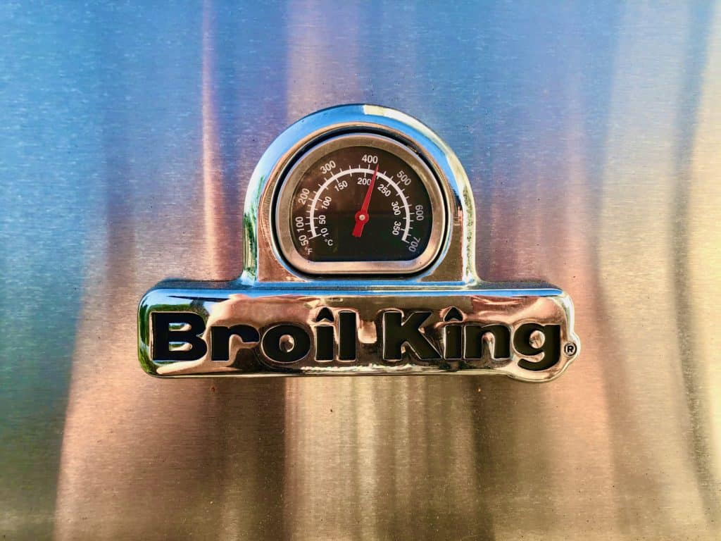 Broil King Temp. Gauge