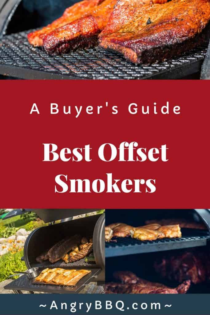If you are a seasoned pitmaster or a newcomer to the game, smokers give you the ability to create some of the most mouth-watering, delectable foods that you'll ever eat.  Create some of your best homemade bbq recipes in an offset smoker; and you'll realized you've been missing it for far too long. Check out some of the best off-set smokers; comparing vertical, reverse flow, and combo units from names such as Oklahoma Joe's, Dyna-Glo, and Broil King.