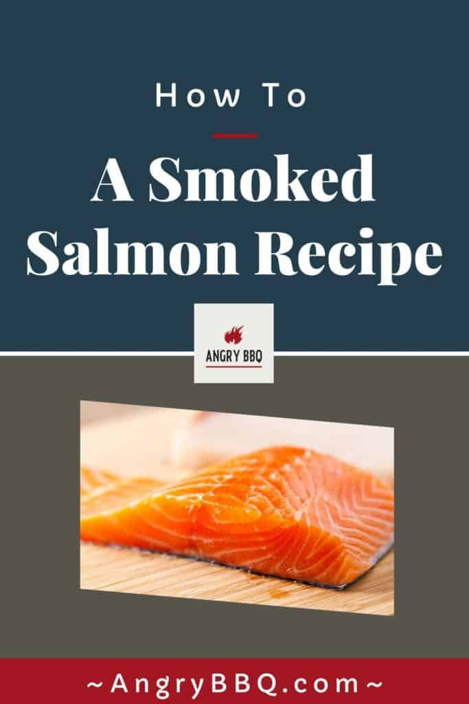 Taking the time to smoke your salmon gives the salmon a very distinctive smoky flavor and refined texture. Enjoy this salmon warm simply on it's own, pair with cream cheese, cucumbers, or crackers as an appetizer, get creative by throwing it in a dip, or layer it cooled on a bagel with cream cheese for breakfast!  So many wonderful recipes to create with Smoked Salmon! Enjoy this simple how to guide.