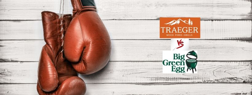 Traeger vs Green Egg: The difference explained and details ...
