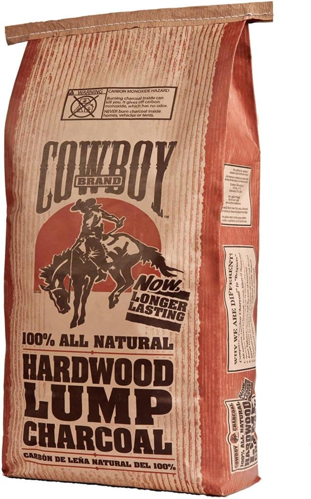 Cowboy Hardwood Lump Charcoal