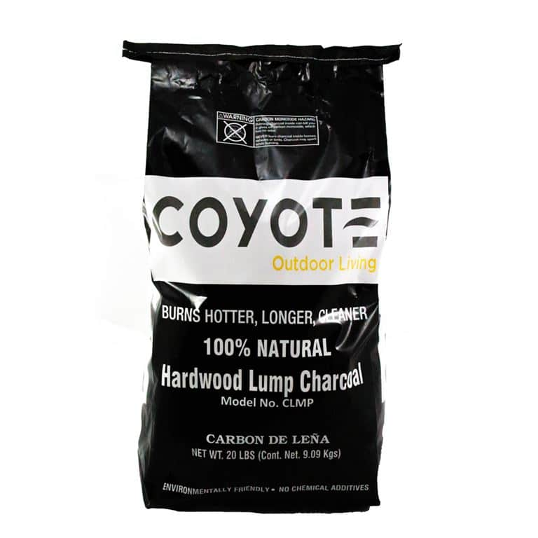Coyote Hardwood Lump Charcoal