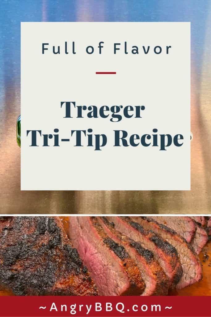 Traeger Tri Tip Pin