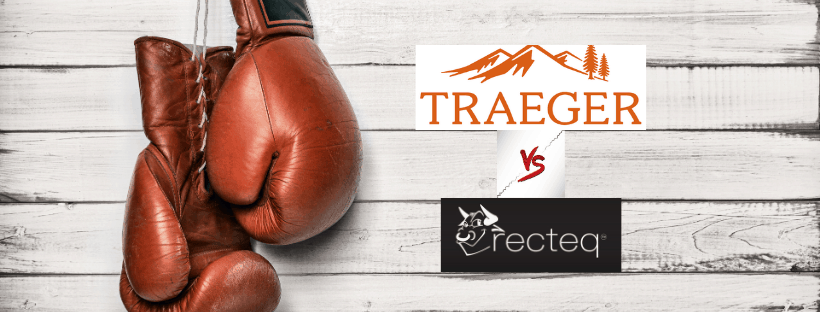 Rec Teq vs Traeger cover