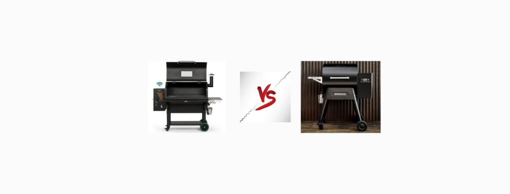 Green Mountain vs Traeger