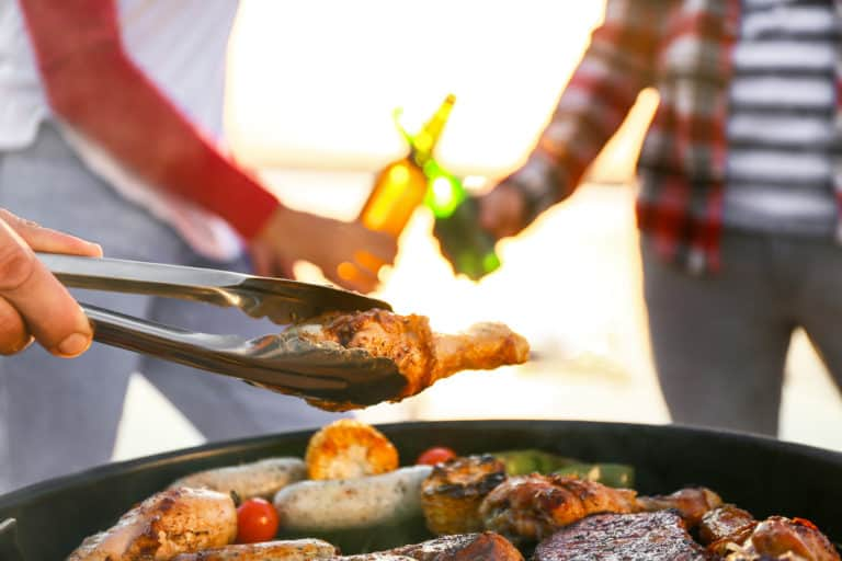 BBQ Tongs Cover photo