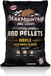 Maple Wood Pellets