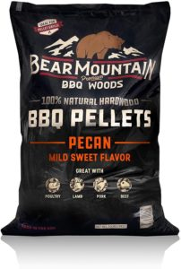 Pecan Wood Pellets