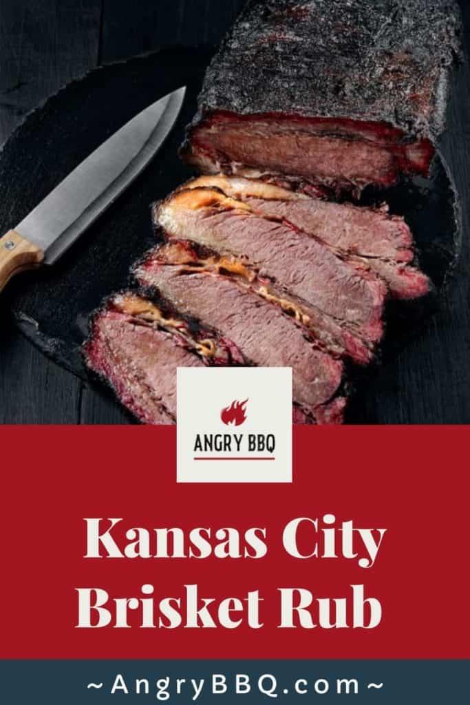 Kansas City Brisket Rub pin