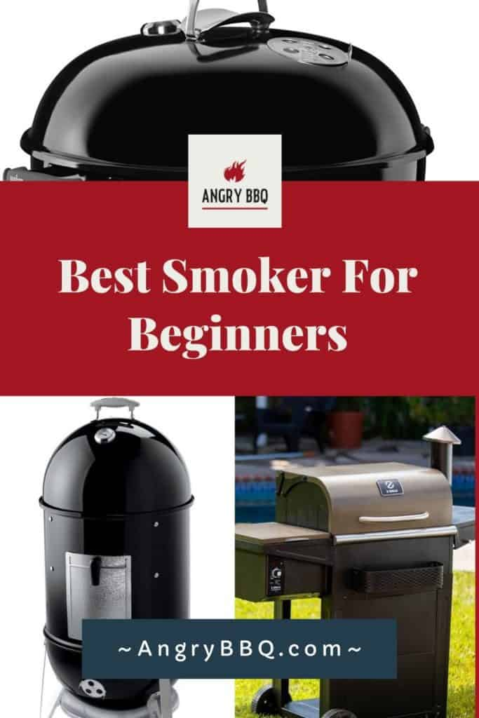 Best Smoker for Beginners Pin