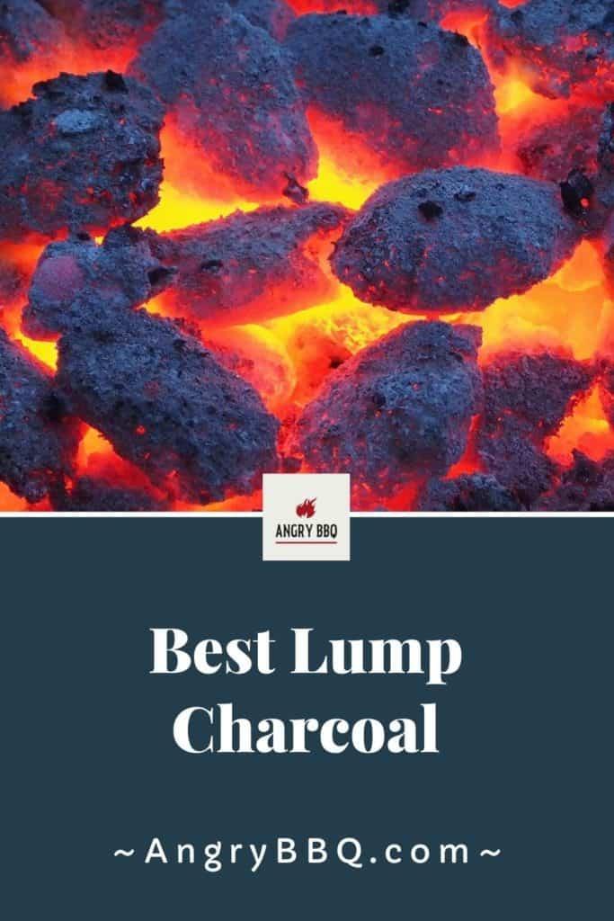 lump charcoal pin