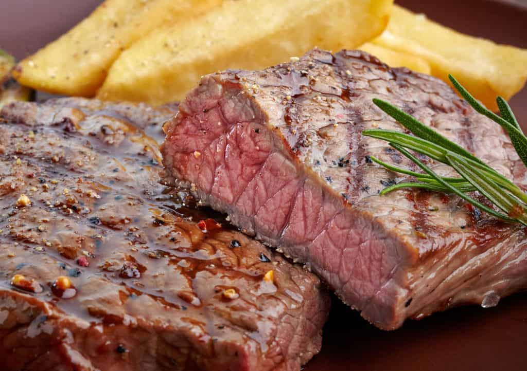 Perfectly Grilled Steak