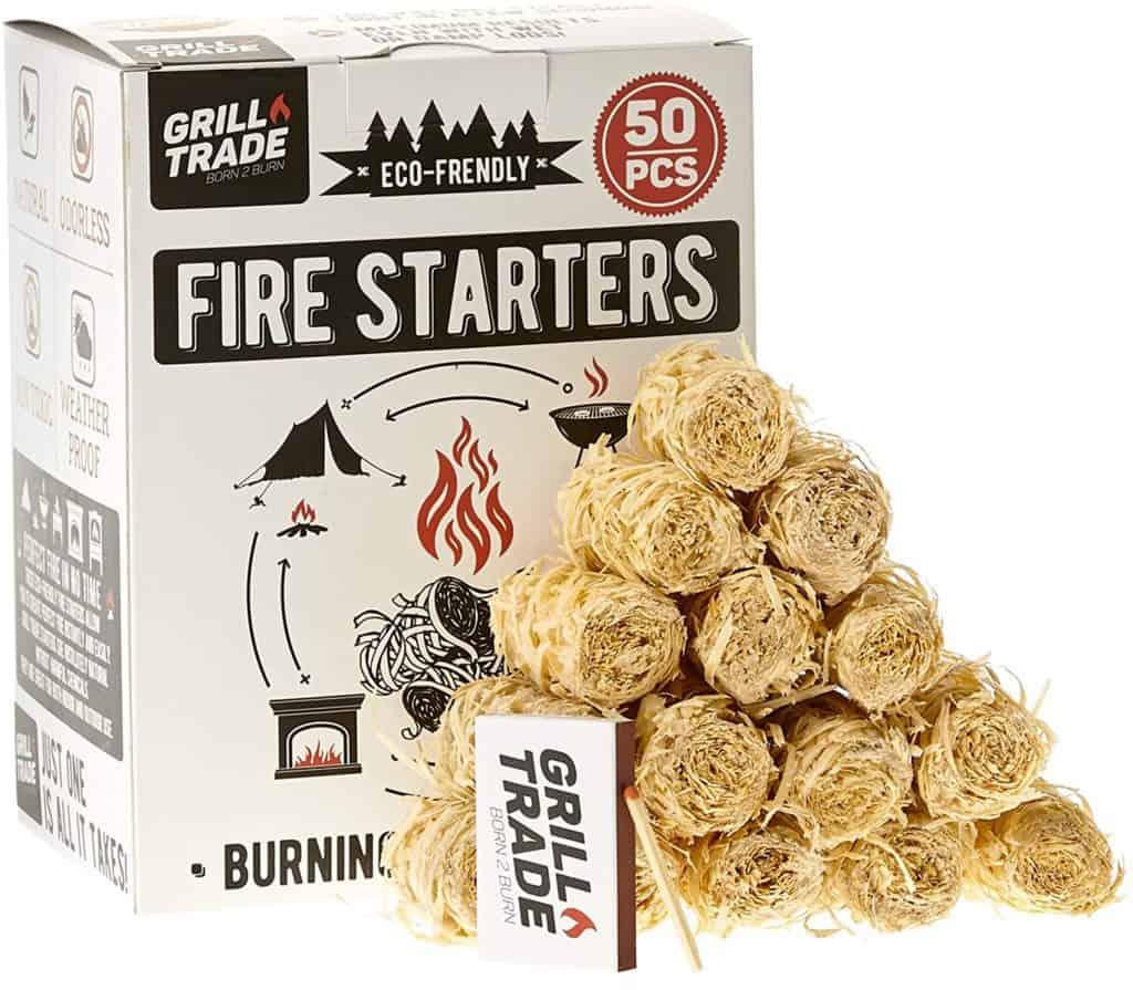 Grilltrade fire starters