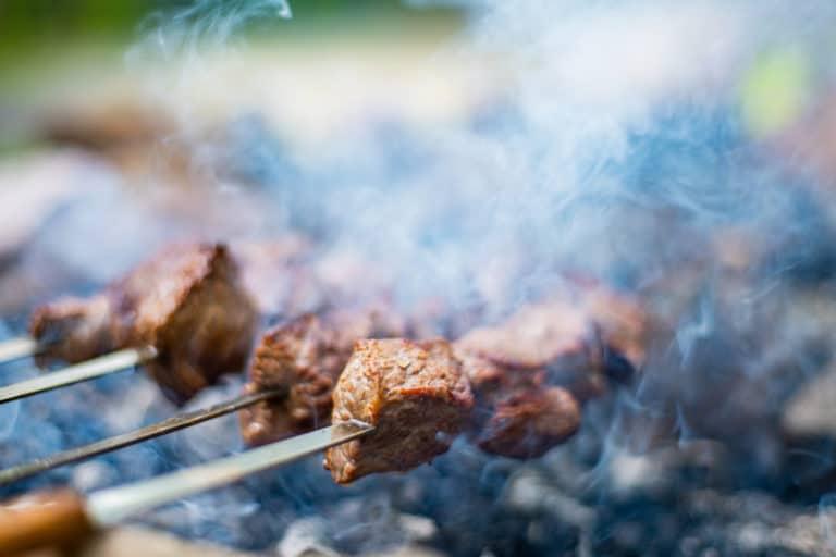 Thin Blue Smoke from BBQ