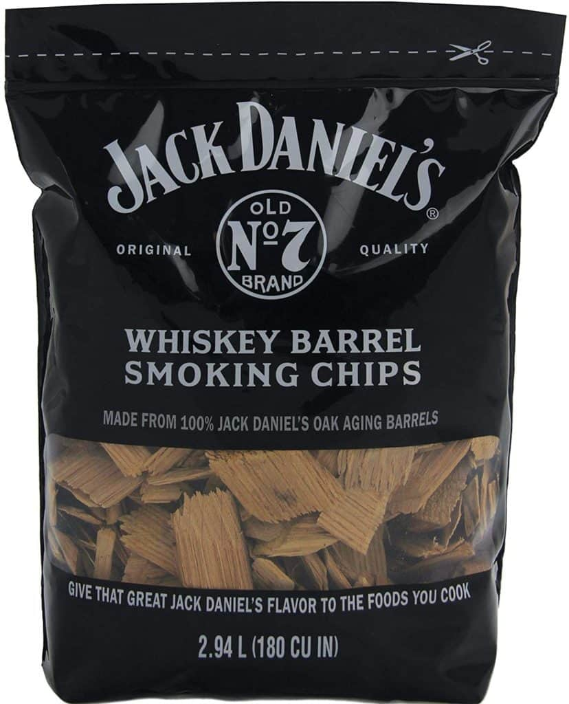 Jack Daniel's wood chips