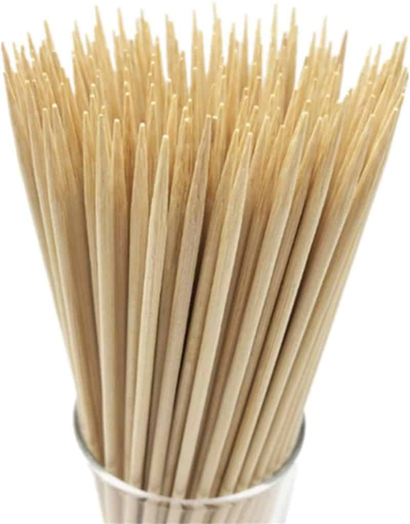 bamboo bbq skewers