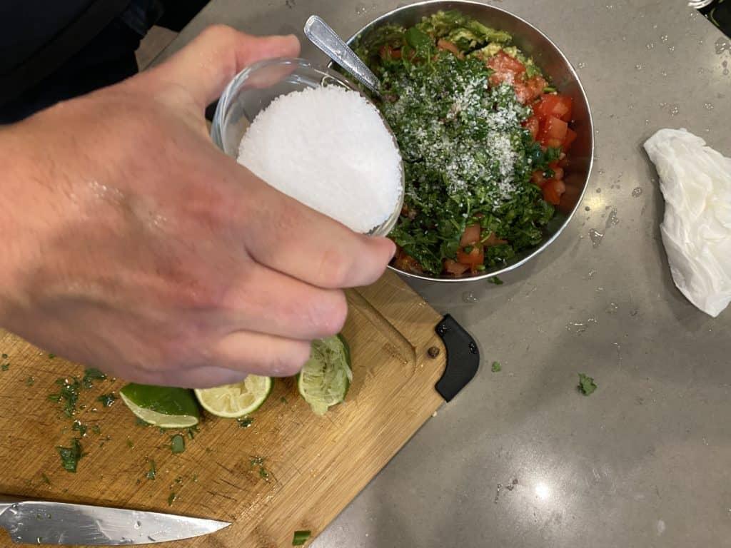 Adding Salt to Guacamole