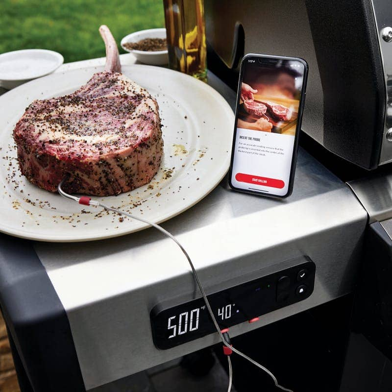Weber Controller And App