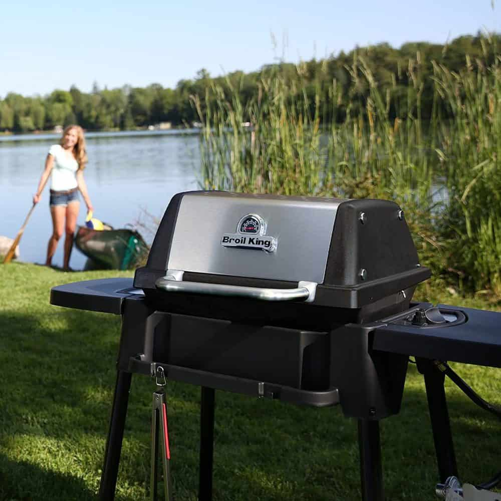 Broil King portable bbq