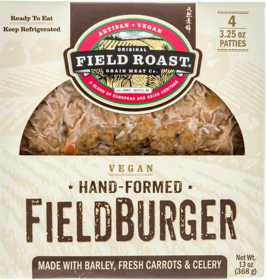 Field Roast Field Burger