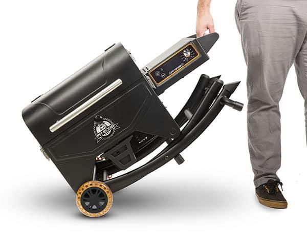 Pit Boss Sportsman Portable Folded