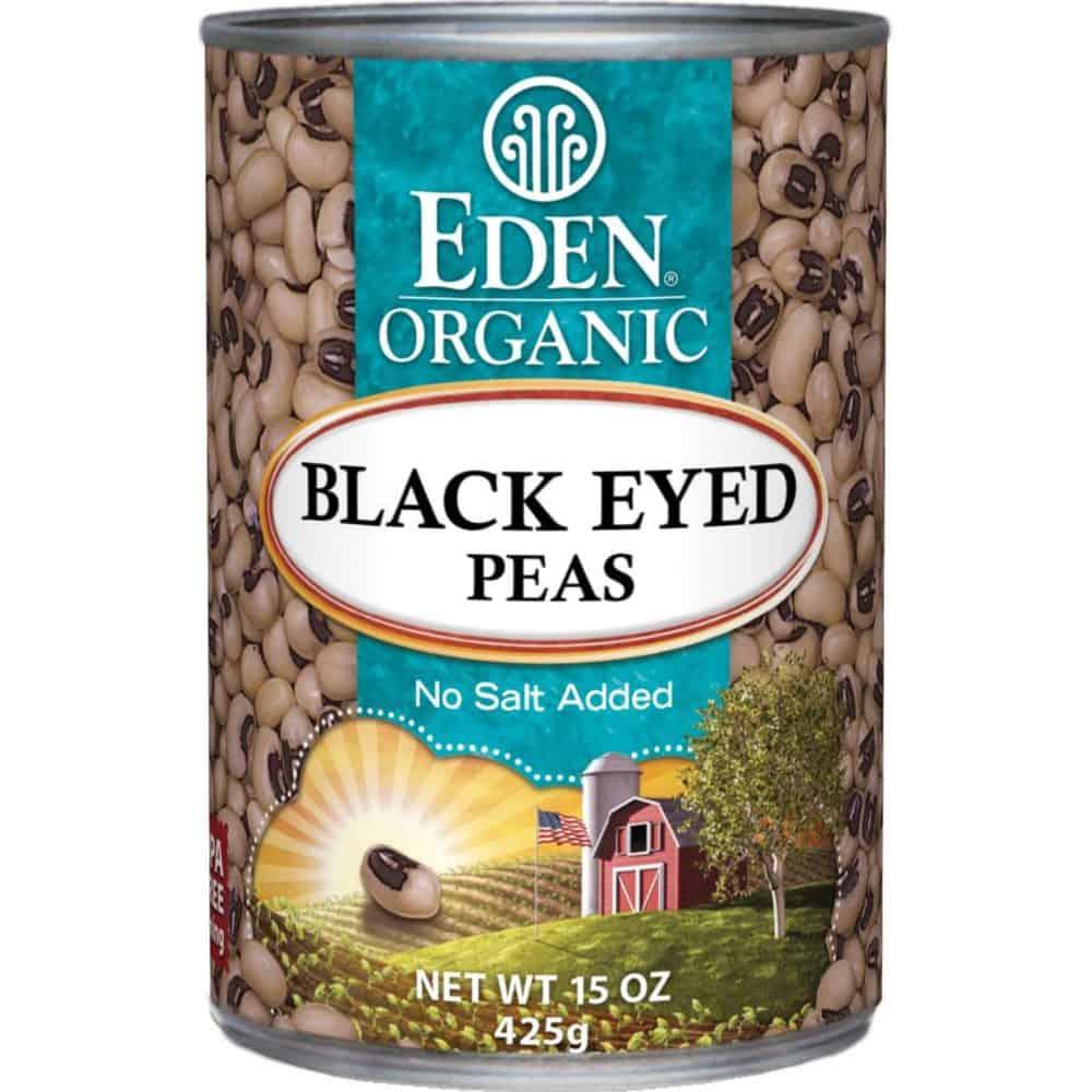 canned black eyed peas