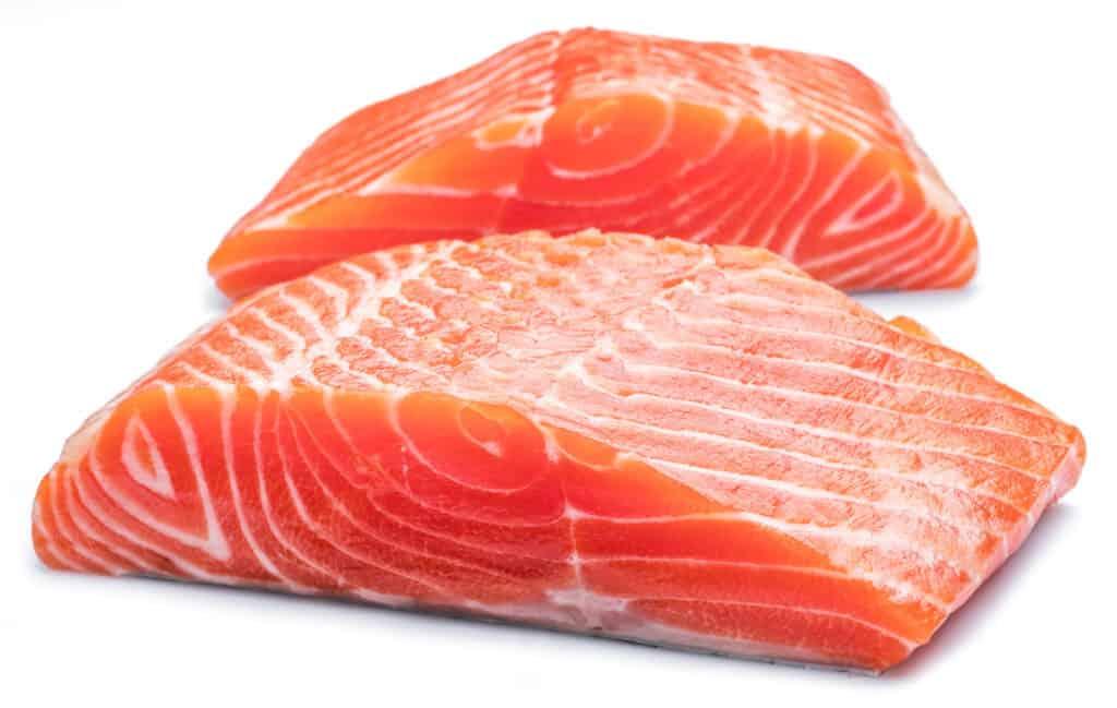 Salmon Cut to 4oz Fillets