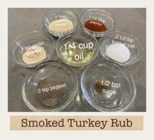 Smoked Turkey Seasoning