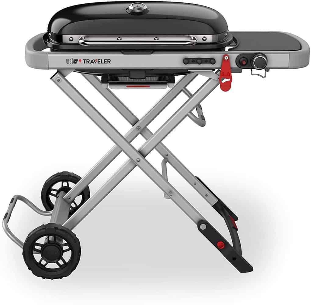 Weber Traveler Portable Gas Grill