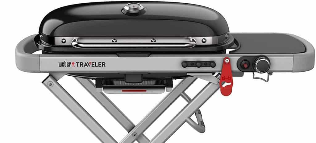 Weber Traveler Portable